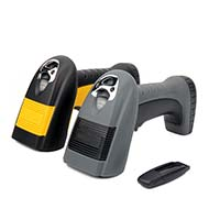 OPT-730W Laser Wireless Barcode Scanner with Charging Cradle