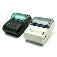 Portable Mini Thermal Printer 1D/2D Supported
