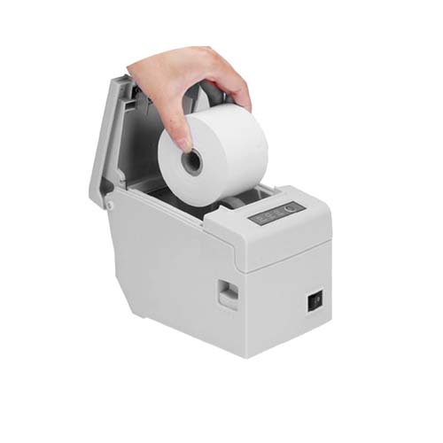 80mm Thermal Receipt Printer with multi-interface optional